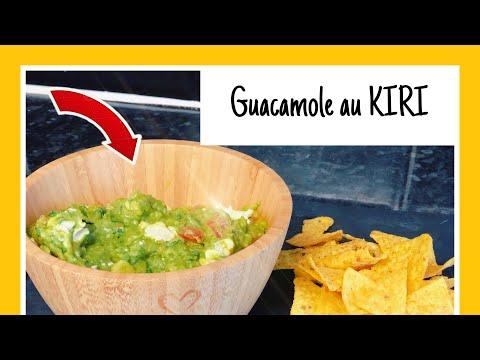 🅶🆄🅰︎🅲🅰︎🅼🅾︎🅻🅴-recette-facile-et-rapide-au-fromage-kiri-🥑/-how-to-make-a-fresh-guacamole