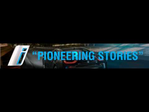 BMW Pioneering Stories