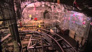 The Seven Dwarfs Mine Train Ride in Disney World