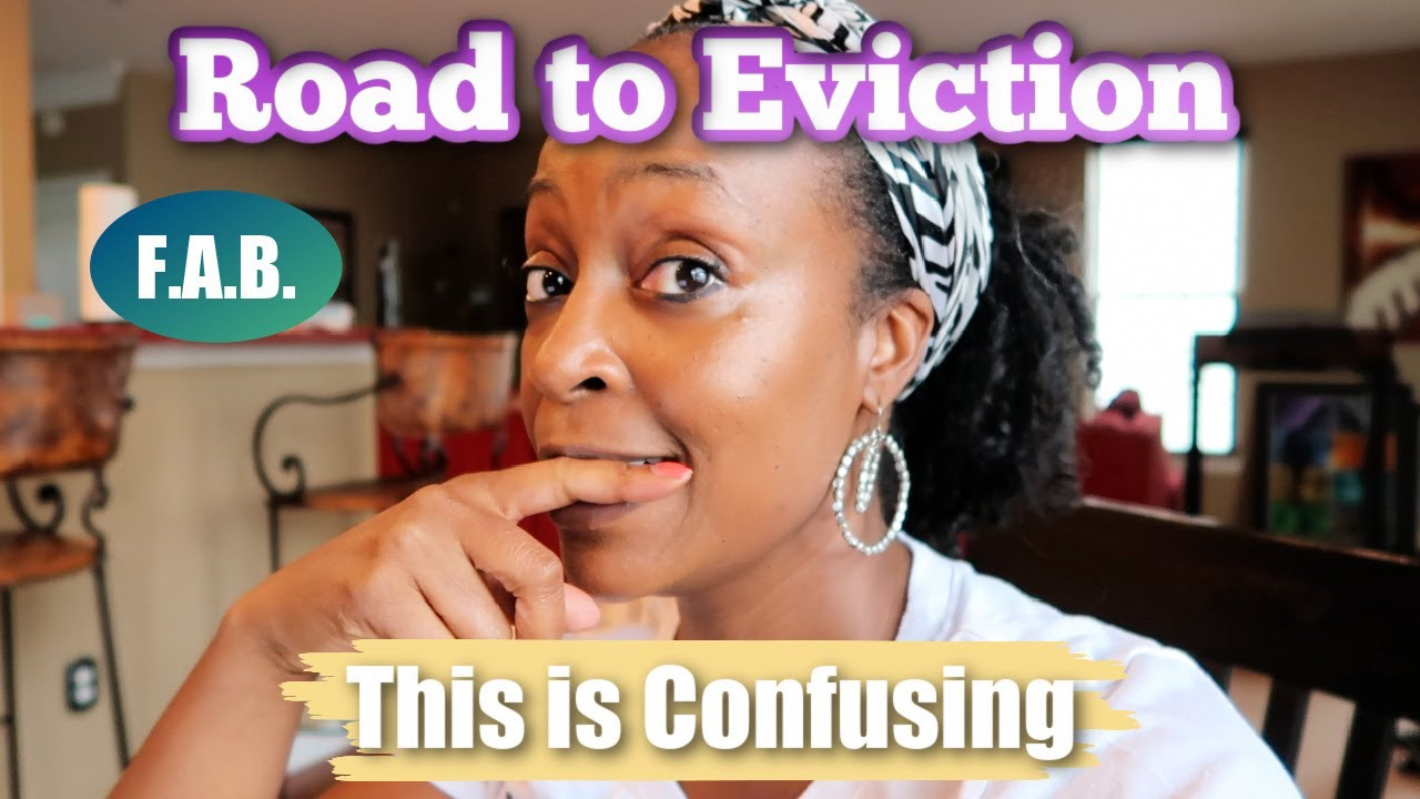 Finally Filing for Eviction  the struggle  Tenant Wont Move Out of My Property