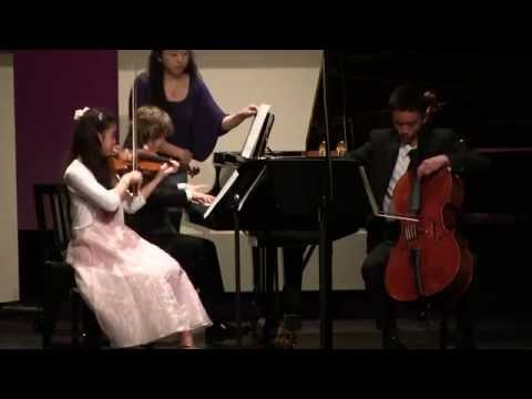 Shostakovich, Piano Trio No. 2 in e minor, Op. 67, IV