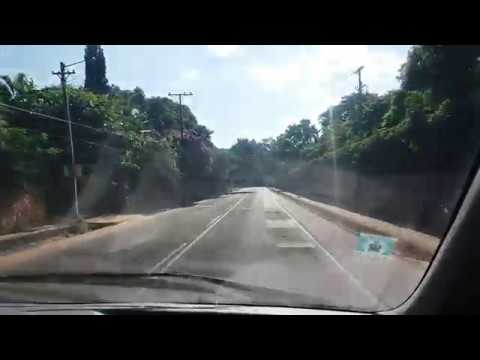 Travel Paraguay - Altos to San Bernadino with a view of Lake Ypacarai - NO AUDIO