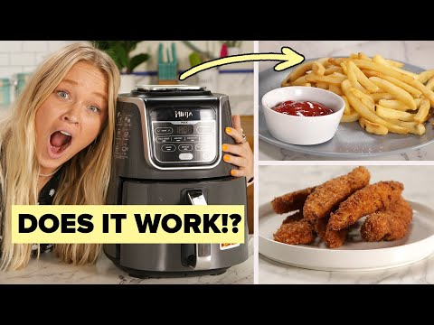 I Tested Amazon's Best-Selling Air Fryer  Tasty