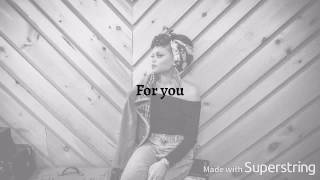 Andra Day - Rise Up (lyric video)