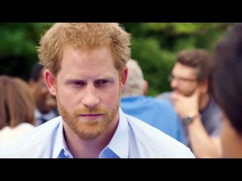 Prince Harry Reveals Mental Health Issues He Endured After Princess Diana Died
