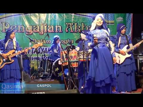 GASPOL (Not Album) Voc  Neny S - Qasima Magelang HD