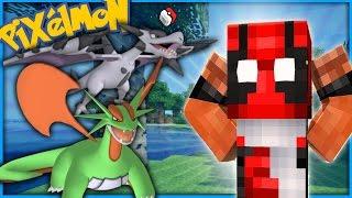 Minecraft Pixelmon #5 - DEADPOOL DEFEATED?!?! (Minecraft Pokemon)