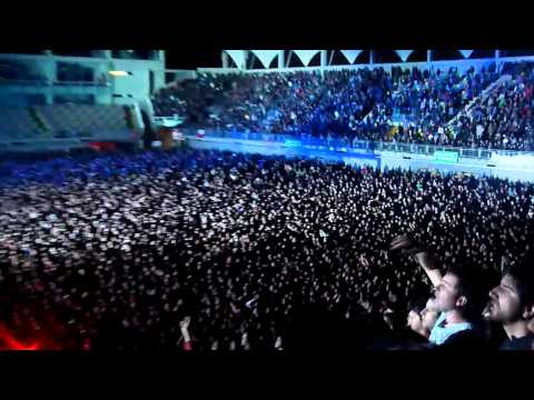 Rage Against the Machine - Bulls on parade @ The Battle of Santiago, Chile. 11/10/10 HD