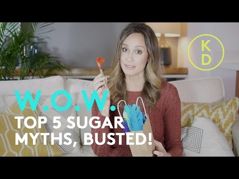 SUGAR FACTS AND FICTION: Top 5 Sugar Myths, Busted! Happy Halloween ��