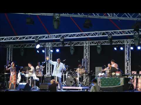 Keith Waithe & The Macusi Players, Live at London, Ealing Jazz Festival 2016