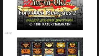 thần bi 2 yugioh forbidden memories 2 pc 385 722 cards guide config mega gdrive