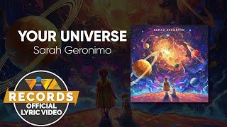 Your Universe - Sarah Geronimo [Official Lyric Video] | Rico Blanco Songbook