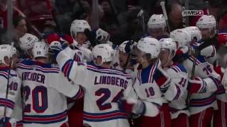 Sam Rosen Call - Mika Zibanejad Game 5 OT Winner In Montreal 4/20/17