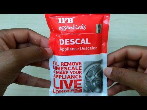 IFB Essentials Descale Powder  100 g
