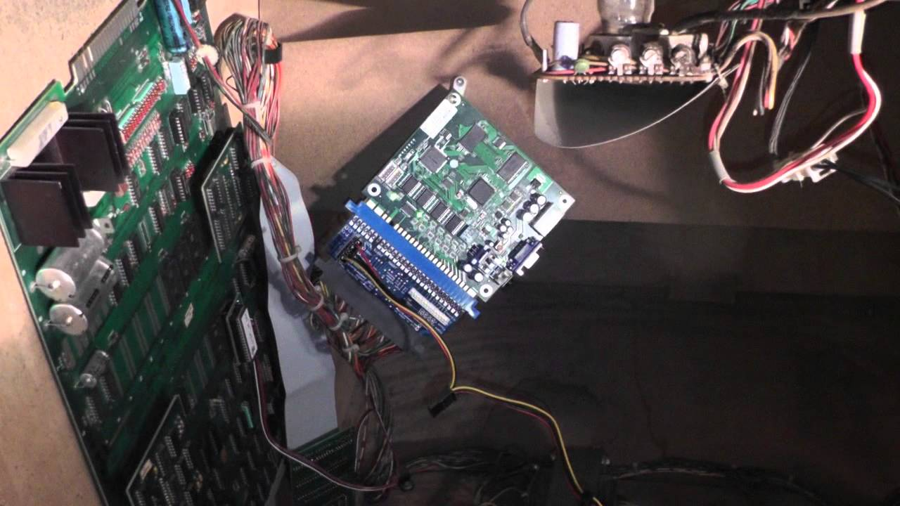 maxresdefault pac man to 60 in 1 in five minutes in hd youtube ms pacman wiring harness at n-0.co