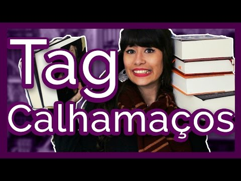 TAG: CALHAMAÇOS | All About That Book |