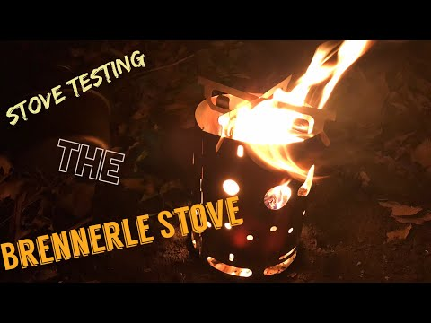 Brennerle Hobo Stove Field Test and overnighter