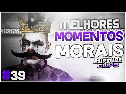 #39 MORAIS: TWITCH MELHORES MOMENTOS