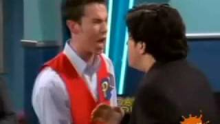 Crazy Steve Screaming At Josh