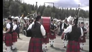 Abernethy Highland Games Part 1