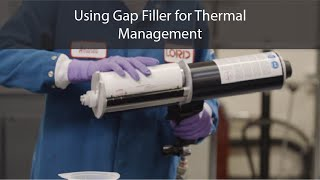 Using Gap Filler for Thermal Management