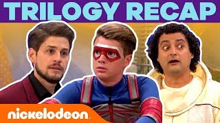 Can Henry Danger Save the Internet? Trilogy Recap | SPOILERS ALERT! 🖥️ | Nick