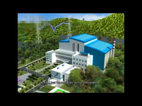 Waste to Energy Plant  Intro  English Subtitle