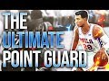 THE ULTIMATE POINT GUARD! 360 DUNKS IN GAME! NBA 2K18 MyCareer