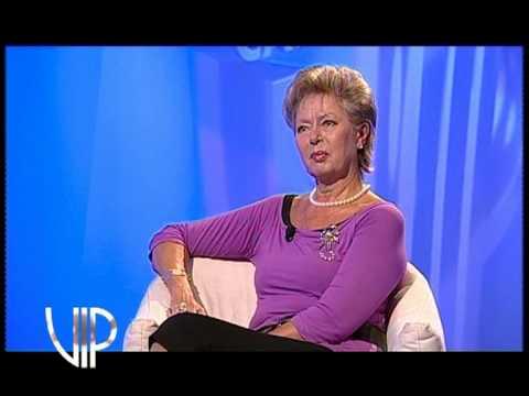 CANALE DIECI VIP Regina Schrecker