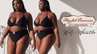 WOLF & WHISTLE SWIMSUIT   PLUS SIZE TRY ON HAUL