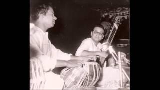 Pt  Chatur Lal & Pt  Nikhil Banerjee