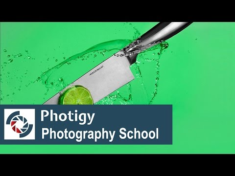 Photigy Live: How to shoot silverware in studio product photography