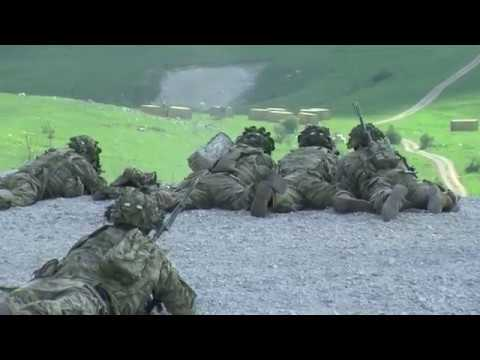 DFN:Rock Sokol: live-fire exercise, POSTOJNA, SLOVENIA, 05.10.2018