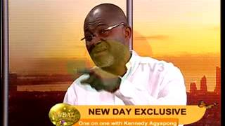 NewDay Full Exclusive Interview with Ken Agyapong