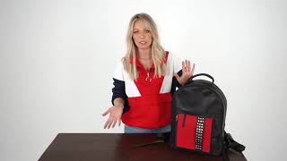 Обзор рюкзака для визажиста Makeup artist bag