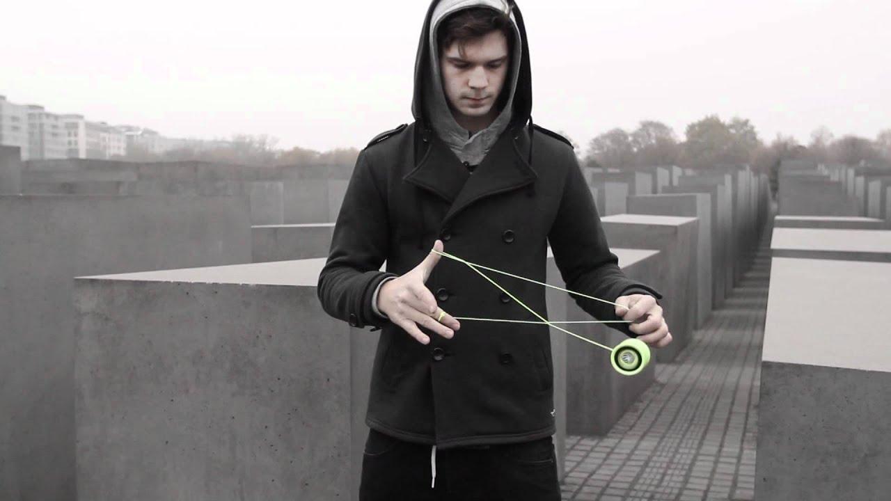 Vashek Kroutil, cseh yo-yo bajnok