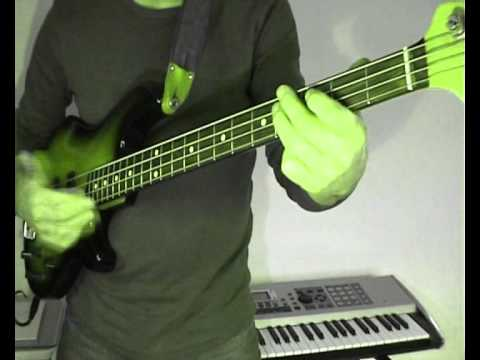 Madonna - Material Girl - Bass Cover