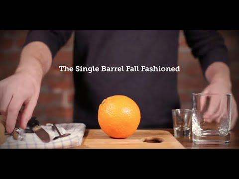 The Single Barrel Fall Fashioned