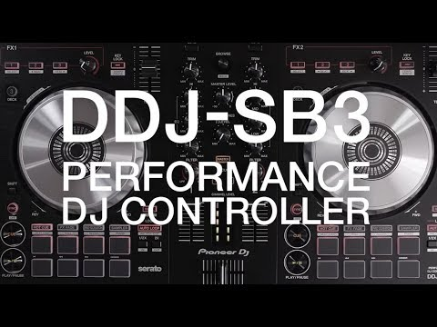 Pioneer DDJ SB3 - Análisis en Español
