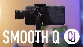 Should You Buy The Zhiyun Smooth Q Smartphone Gimbal? - Hands-on Review
