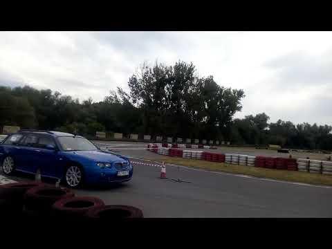 MG ZT-T V6 190 Karting Track In Bydgoszcz