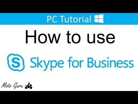 Learn Skype for Business, How To Guide from YouTube · Duration:  42 minutes 4 seconds