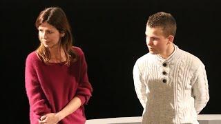 """""""Le dernier coup de marteau""""  Romain Paul, Clotilde Hesme, Alix Delaporte - avant-première du film"""