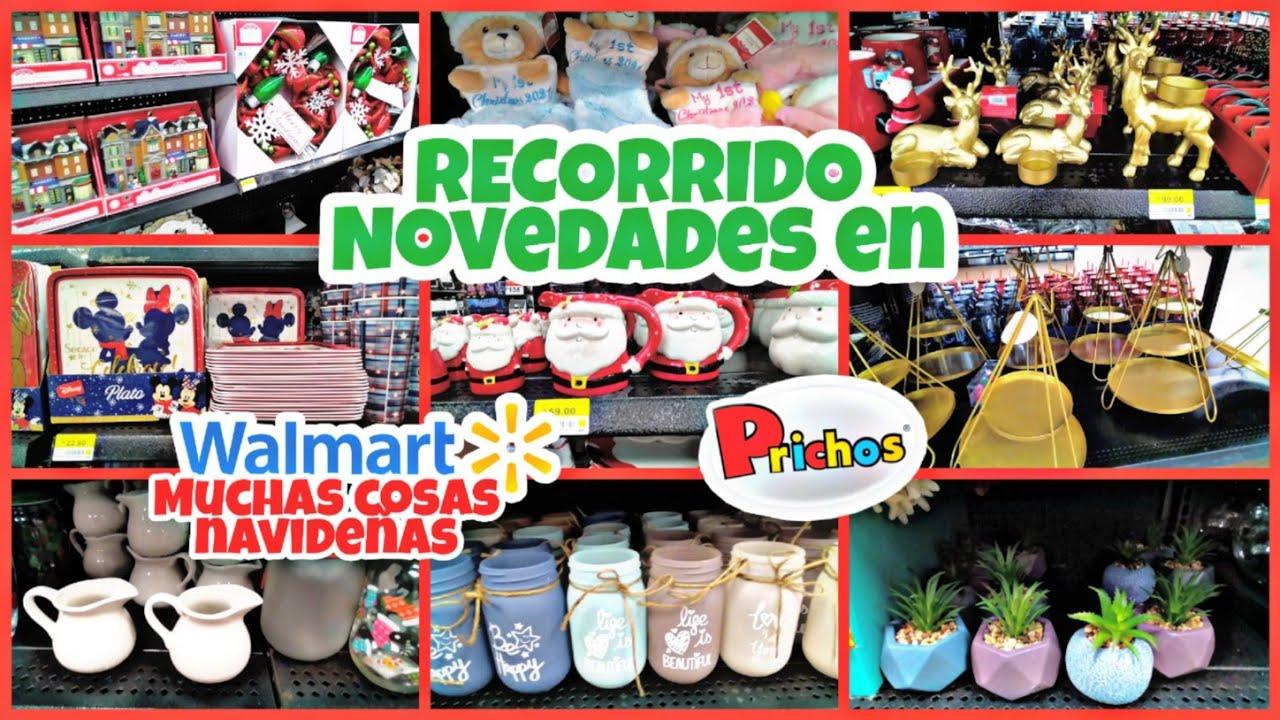 Download Recorrido en Walmart y Prichos Muchas Novedades Navideñas // Colección Mickey Mouse.