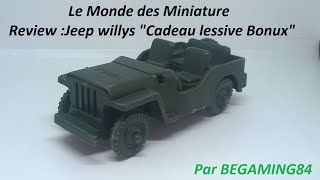 Review jeep willys bonux
