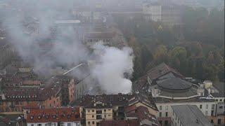 Incendio Cavallerizza Reale di Torino, Appendino: