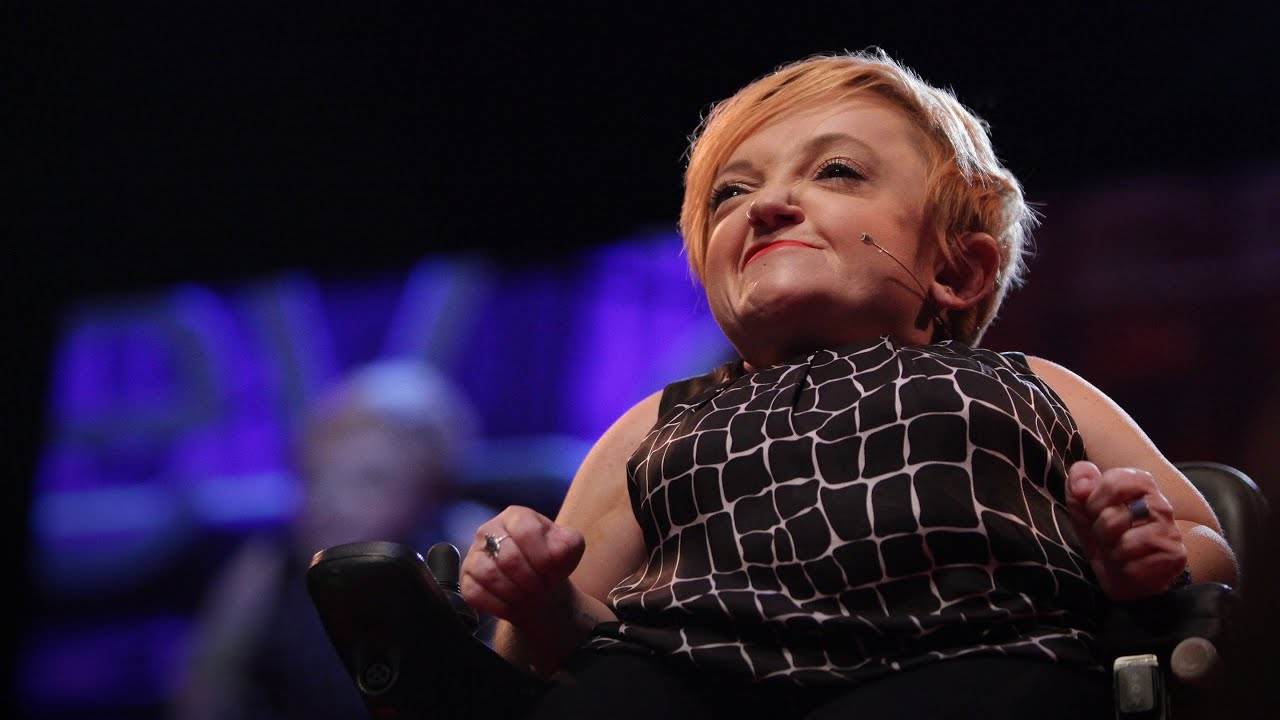 I'm not your inspiration, thank you very much | Stella Young