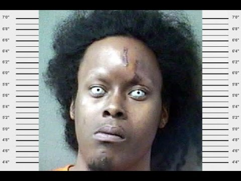 38 Mugshots photos will hunt your dreams for years