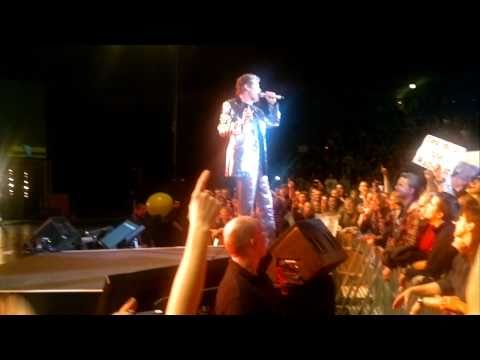 The Hoff is back - David Hasselhoff - Live in Oberhausen 2011 - Abschluss
