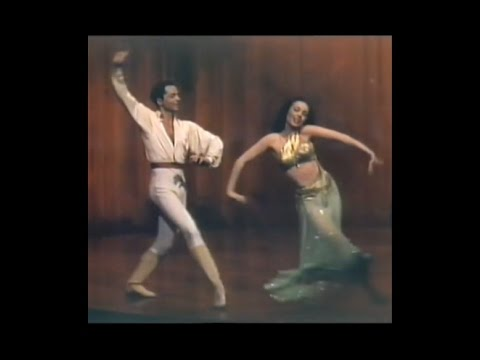 George Zoritch - Dance Sequences from 'Night and Day' (1946) and 'Escape me Never' (1947)